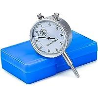 HENTEK Indicadores de marcación métrica comparador de precisión
