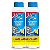 Walmart.com deals on 2-Ct Glisten Dishwasher Machine Cleaner and Disinfectant 12-Oz