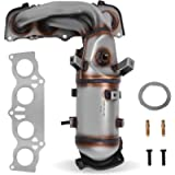 YITAMOTOR Catalytic Converter compatible with 2002, 2003, 2004, 2005, 2006 Toyota Camry & Solara 2.4L with Gasket Kit…