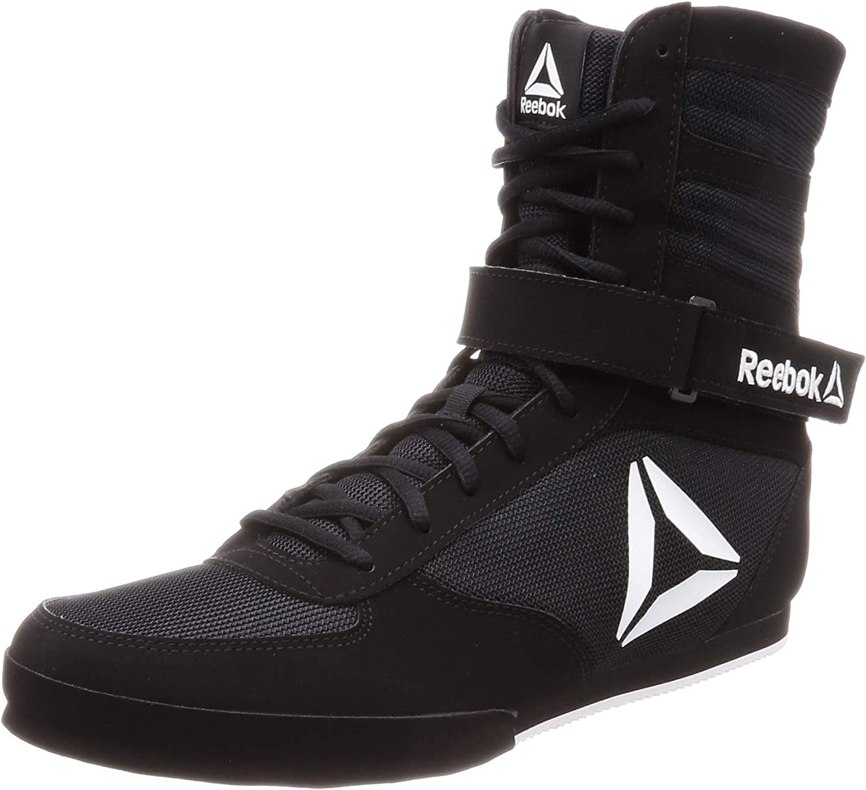 Reebok Boxing Boot-Buck Scarpe per Arti Marziali Uomo