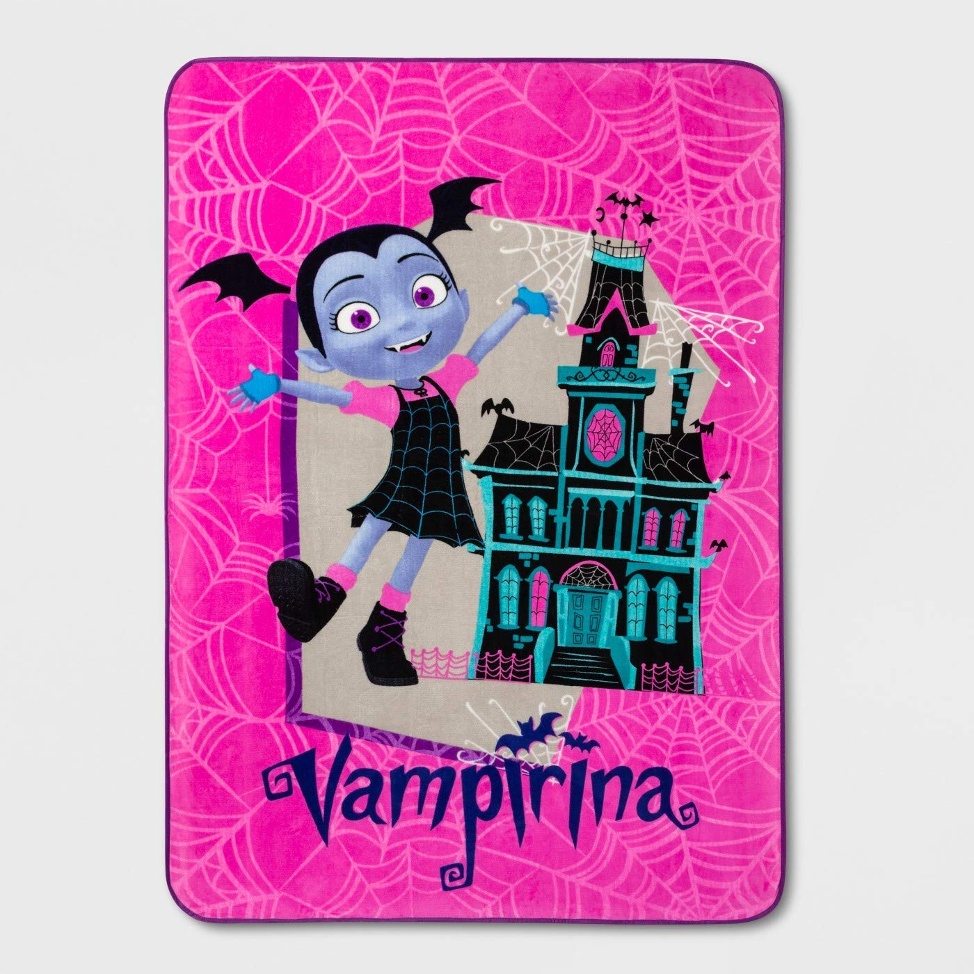 Franco Vampirina Twin Bed Blanket 62 x 90 Inches
