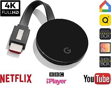 Pantalla inalámbrica HDMI que duplica la pantalla dongle: Amazon.es: Electrónica
