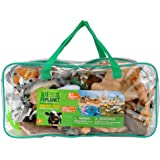 Animal Planet Animal World Mega Bag Playset