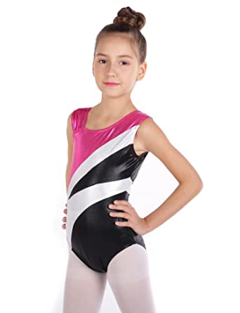 4cf834e1b286 Amazon.com  LanaDance Girls Sparkle Gymnastics Leotard  Clothing