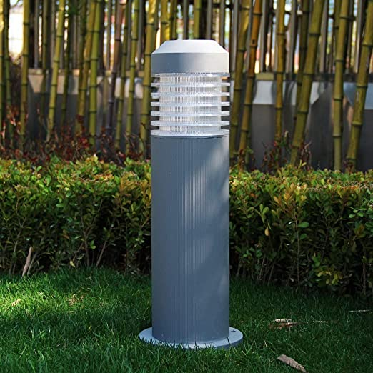 Luces modernas para exteriores Perfiles de aluminio Luces para ...