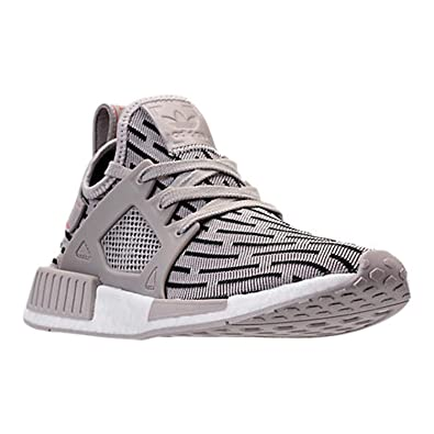 outlet store 426b6 b8ab7 adidas Womens NMD XR1 (Womens 9, Clear Granite Clear Granite Core Red