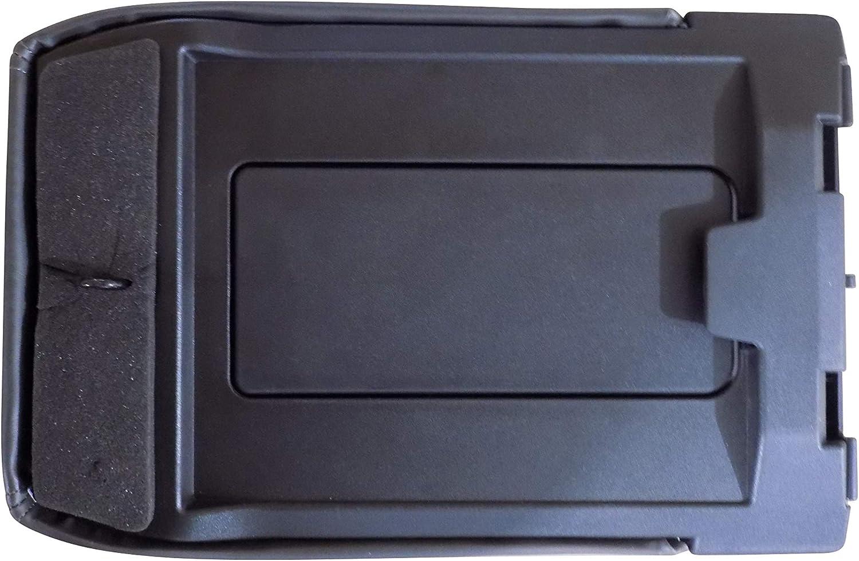 Center Console Lid Dark Gray Chevy GMC 1999-2006 6.6l Duramax