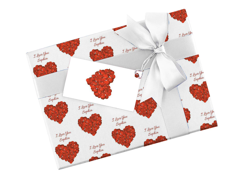 JEWELLERY gift-wrap 2 sheets of 70x50cm quality eco-friendly wrap