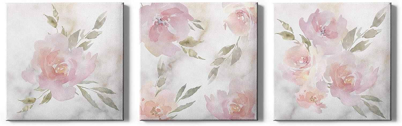 pink art print} pink wall art Art Print Wall Art: Floral Arrangement with Kumquats {cute art print cute wall art