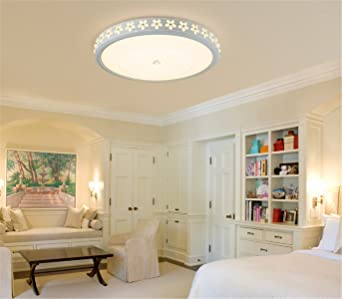 Deckenleuchte Lampe LED Deckenbeleuchtung, Textilfaden ...