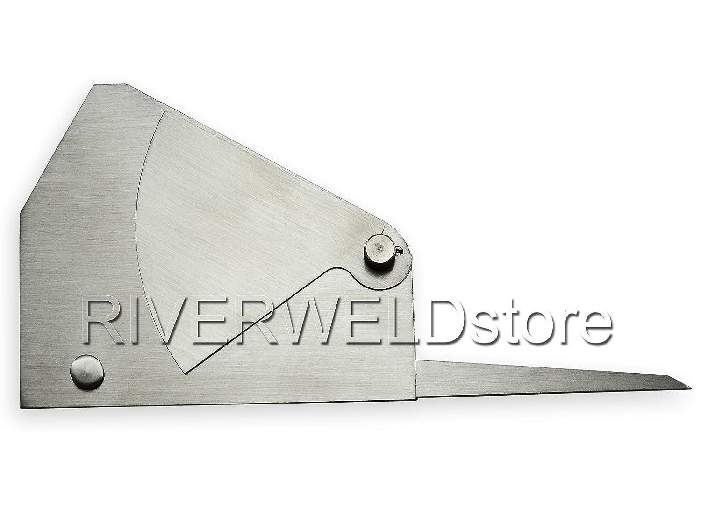 5pk Skew-t Fillet Weld Gauge Gage Welding Inspection