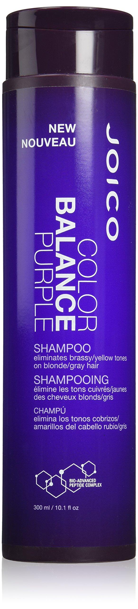 Joico Color Balance Shampoo, Purple, 10.1 Ounce