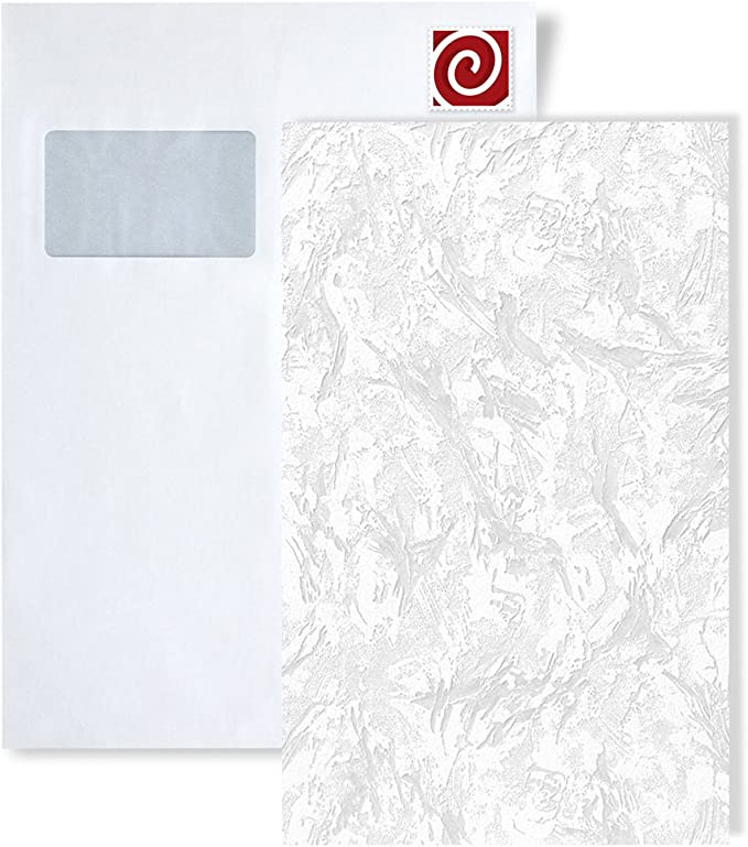 Superfresco Paintable Couture Durable White Heavy Duty Wallpaper