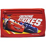 Disney Car Lightning Strikes Authentic Licensed Children Trifold Wallet
