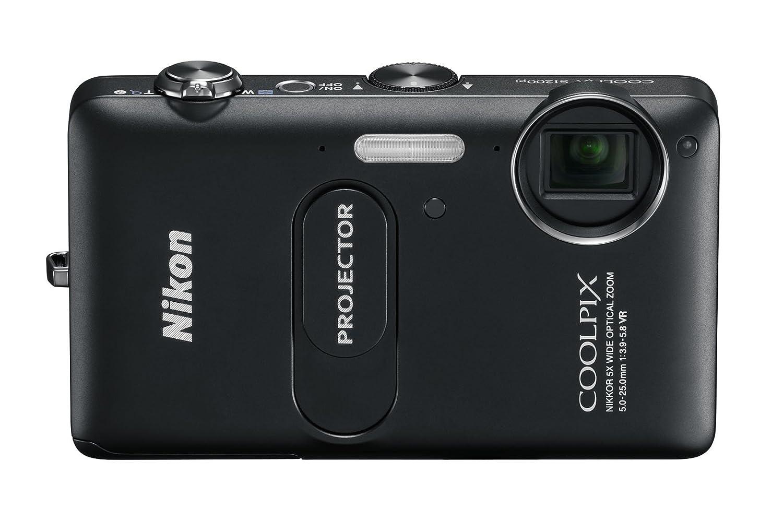 憧れの Nikon デジタルカメラ COOLPIX (クールピクス) S1200pj ブラック S1200PJ COOLPIX (クールピクス) BK S1200PJ B005IVIC9M, 洛中高岡屋:33d31868 --- vanhavertotgracht.nl