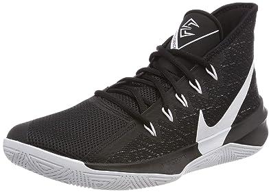 new concept 58e1d 4c1ad Nike Herren Zoom Evidence Iii Basketballschuhe Schwarz White Black 002, 39  EU