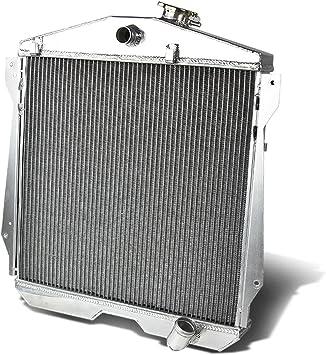 DNA Motoring RA-FM97MT-3 3-Row Full Aluminum Radiator