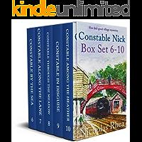 CONSTABLE NICK BOX SET 6-10 five feel-good village cozy mysteries
