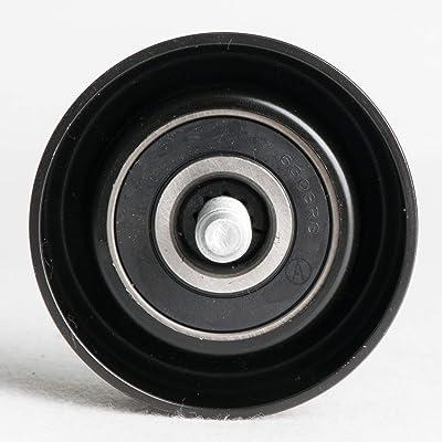 ALT TENSIONER Premium OE Quality Belt Idler Pulley for 2006-2016 Santa Fe Sonata Tucson Forte Optima 36307: Automotive