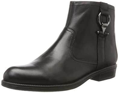 Marques Chaussure femme Stonefly femme Clyde 24 Nero-black