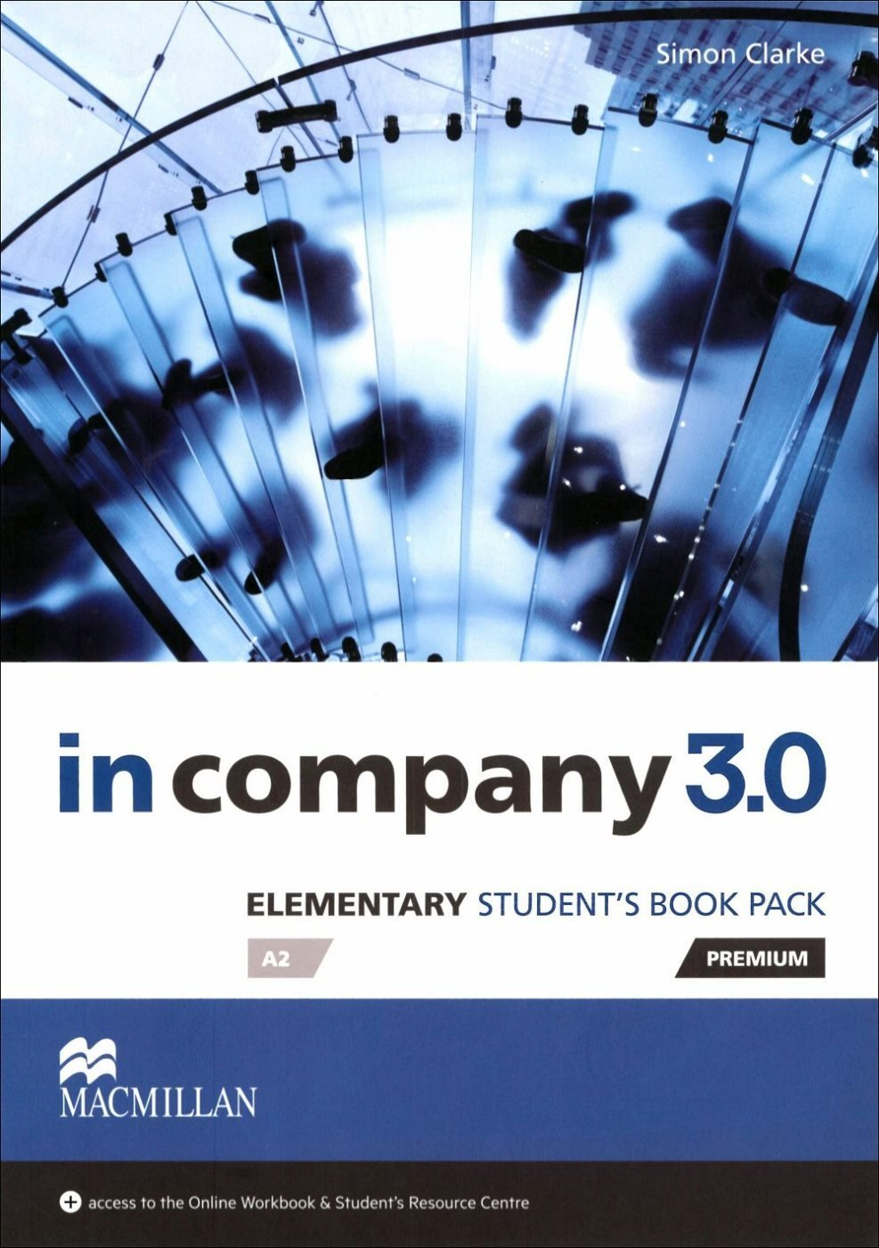 In company 30 elementary level students book pack simon clarke in company 30 elementary level students book pack simon clarke 9780230455009 amazon books fandeluxe Images