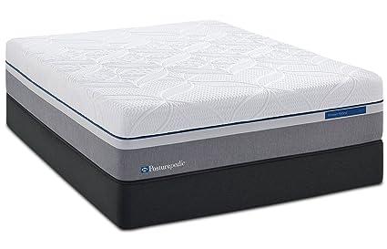Amazon Com Sealy Posturepedic Hybrid Copper Cushion Firm Mattress
