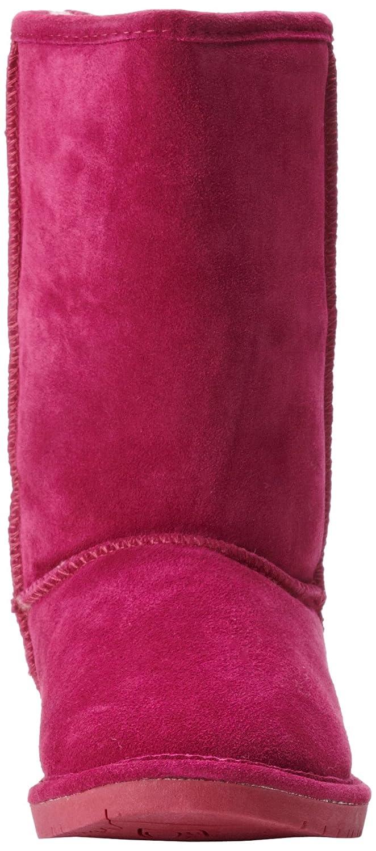 BEARPAW Women's 9 Emma Fashion Boot B00BLL0HKA 9 Women's B(M) US|Pom Berry 447cf6