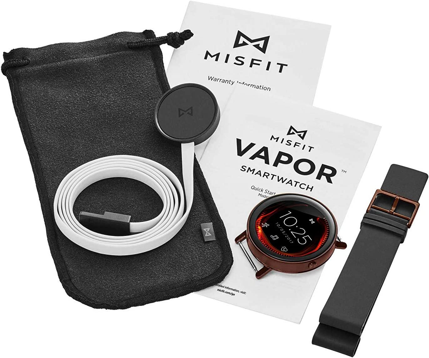 Amazon.com: Misfit MIS7006 Vapor Smartwatch: Watches
