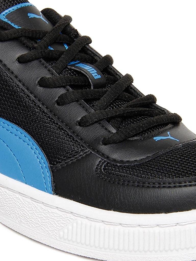 Contest Lite DP Black and Blue Sneakers