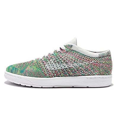 release date: 07083 7c096 Nike Womens WMNS Tennis Classic Ultra Flyknit, White White-RADIENT Emerald,  7