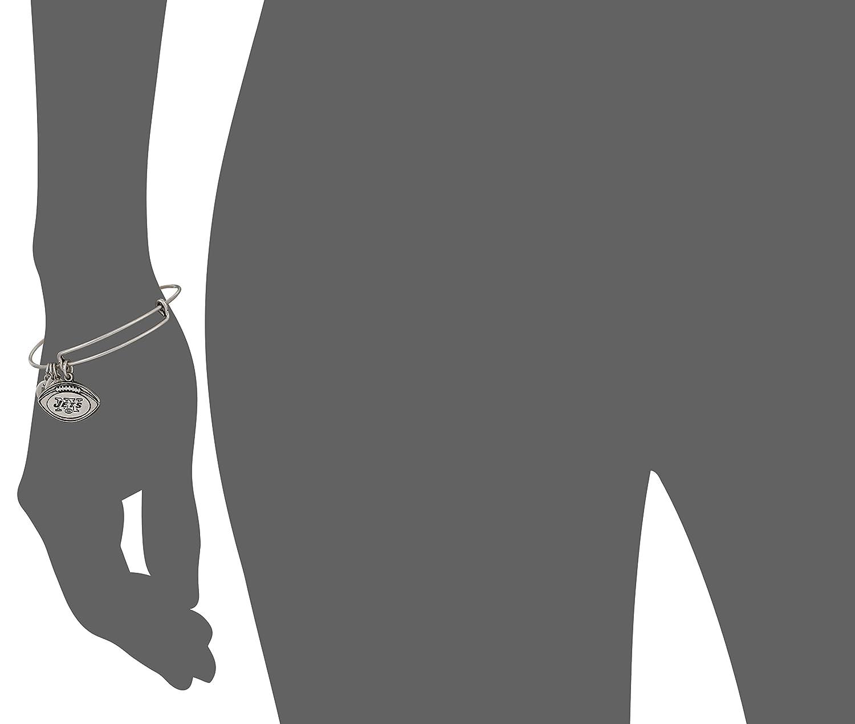 Alex Ani Football Expandable Bracelet Image 2