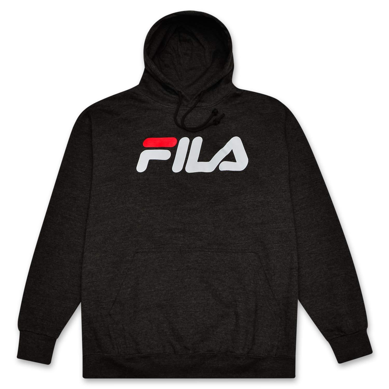 8df7256cc999 Fila Mens Big and Tall Premium Pullover Fleece Hoodie Sweatshirt at Amazon  Men's Clothing store: