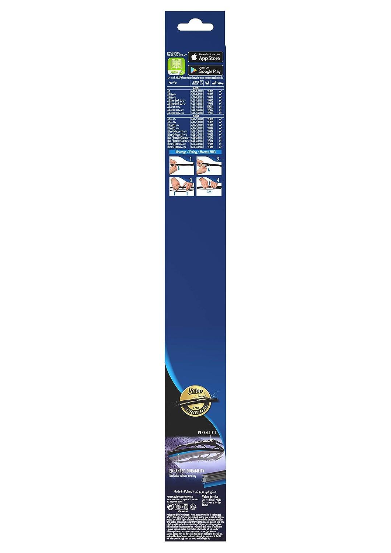 SILENCIO vm37 Escobilla de limpiaparabrisas trasero - A3/A4 / Altea/ IBIZA: Amazon.es: Coche y moto