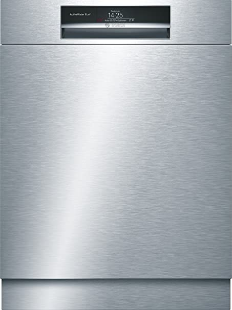 Bosch SMU88TS06E Fully built-in 13places A+++ Stainless steel ...