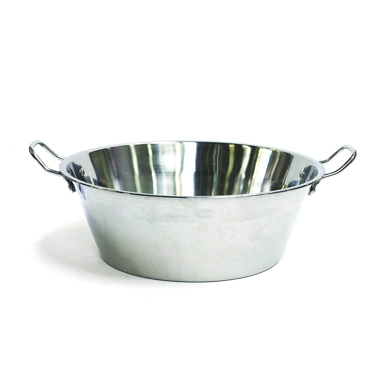 Saveur et Degustation KS9215Stainless Steel Jam Pan 38cm