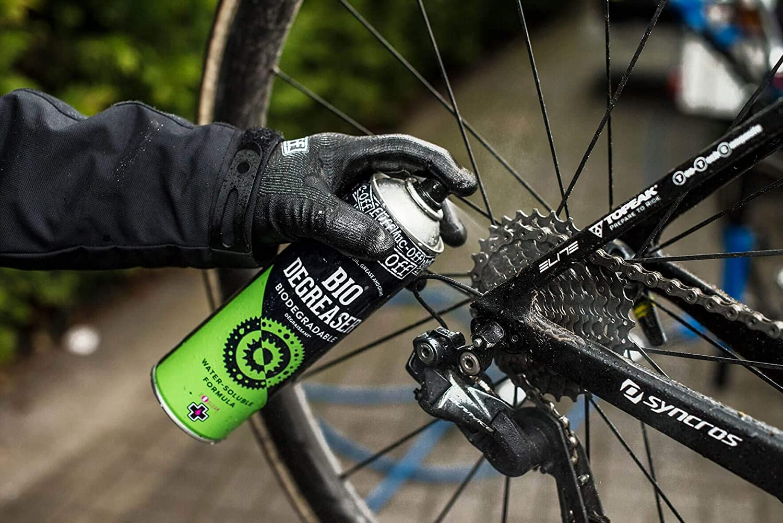 Muc-Off Bio Bike cadena desengrasante, 500 ml: Amazon.es: Coche y moto