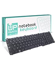 UP PARTS® UP-KBT006 - Clavier pour Notebook Toshiba Satellite C650 C655 C660 C665 C670 L650 L655 L670 L675 L750 L755 L770 L775 - Français AZERTY