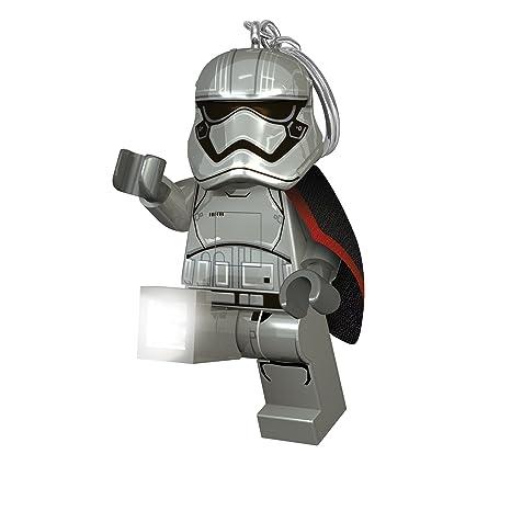 Lego Capitaine Clés Phasma Lg0ke96 Star Porte Led Wars VpSUMqz