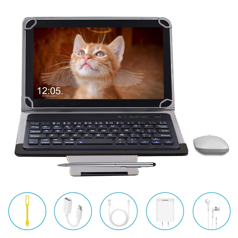 Gold Android 9.0 WiFi//4G//OTG 64GB ROM 4GB RAM Tablets P9 10.1 Pulgadas Full HD Octa-Core 8MP C/ámara Tablet PC 8000mAh Bater/ía Moviles Buenos o Tablets Puede Llamar Apoyo Dual SIM