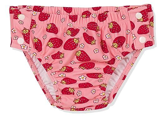 513670506 Playshoes UV-Schutz Windelhose Erdbeeren Zum Knöpfen pañal de natación para  Bebés  Amazon.es  Ropa y accesorios