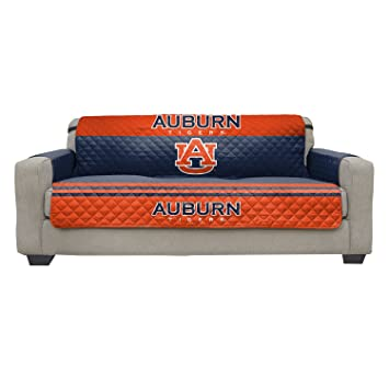 Amazon Reversible Couch Cover College Team Sofa Slipcover