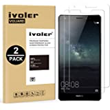 [Lot de 2] Huawei Mate S Protection écran, iVoler Film Protection d'écran en Verre Trempé Glass Screen Protector Vitre Tempered pour Huawei Mate S - Dureté 9H, Ultra-mince 0.30 mm, 2.5D Bords Arrondis- Anti-rayure, Anti-traces de Doigts,Haute-réponse, Haute transparence- Garantie de Remplacement de 18 Mois