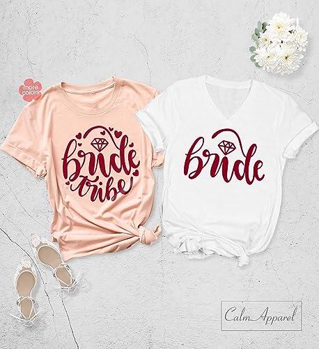 8d2c40c3c36 Amazon.com  Bride Shirts