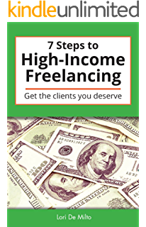 Amazon the money book for freelancers part timers and the 7 steps to high income freelancing get the clients you deserve fandeluxe Gallery