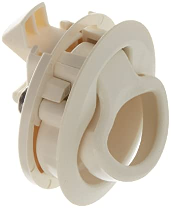 SOUTHCO M1-63-1 FLUSH PULL LATCH PULL TO OPEN NON LOCKING WHITE
