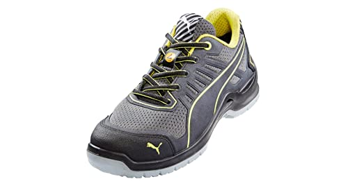 Puma Safety Footwear Womens/Ladies Fuse TC Low S1P Safety Shoes Bti0GXnqN