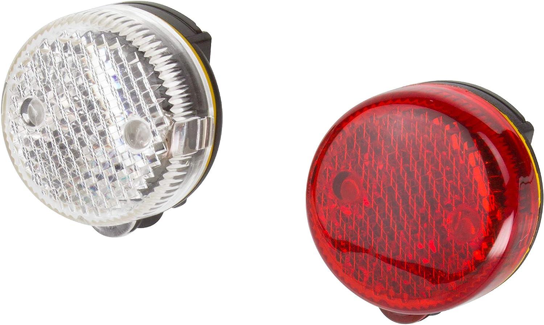 DEKIT - LED Safety Light Set   Clip On Flashing/Running Lights for Runners, Dogs, Bike, Walking