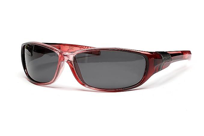 X-Loop 'Courchevel' Occhiali da Sole Polarizzati - Occhiali da Corsa / Sci / Ciclismo - UV400 (UVA & UVB) - Occhiali Polarizzati 2A79od