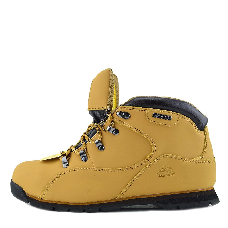 Kick Sicherheit Footwear Cap Herren Komfort Arbeit Sicherheit Kick Stiefel Stahl Toe ... d08152