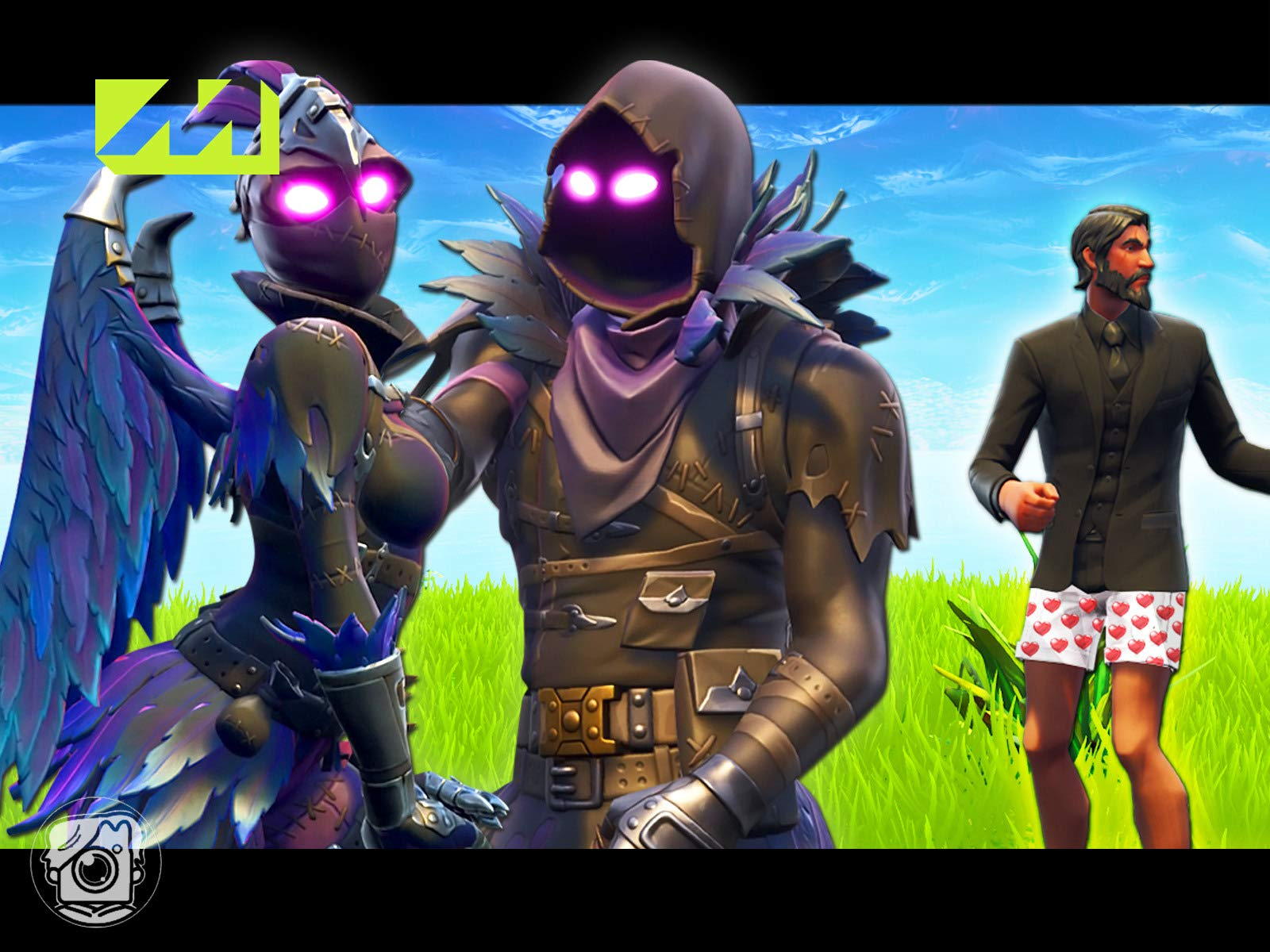 Amazon.com: Clip: Fortnite Adventures with Steve and ...